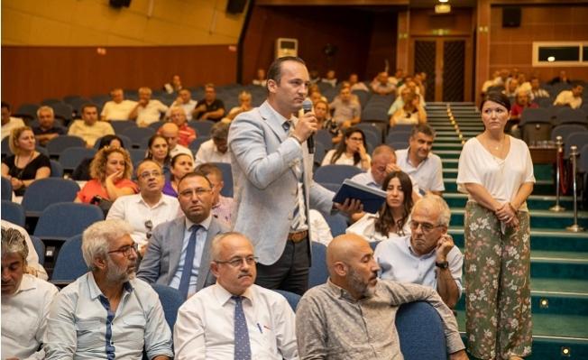 Yeni Dönem Mersin Büyükşehir Meclisi Gerginlik İle Başladı