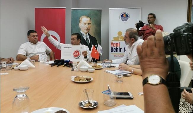 Yenişehir Belediyesi, Çözüm Masaları Hizmete Girdi