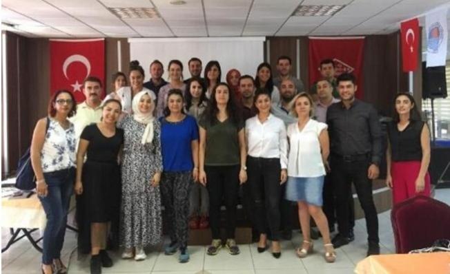 Büyükşehir Personeline Proje Döngüsü Eğitimi