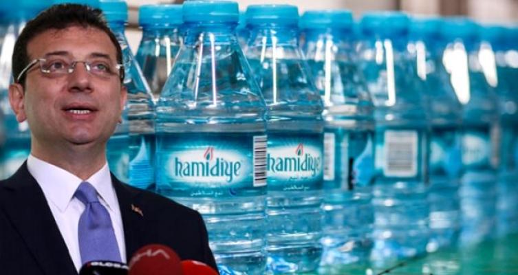 Ekrem İmamoğlu: Daha Önce Kutsal Yerine Koydukları Hamidiye Su'ya