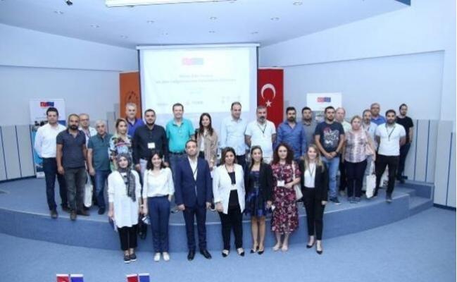 Mahir Eller Projesi ile Mersin'de 1500 Kişinin Mesleki Yeterliliği Belirlendi