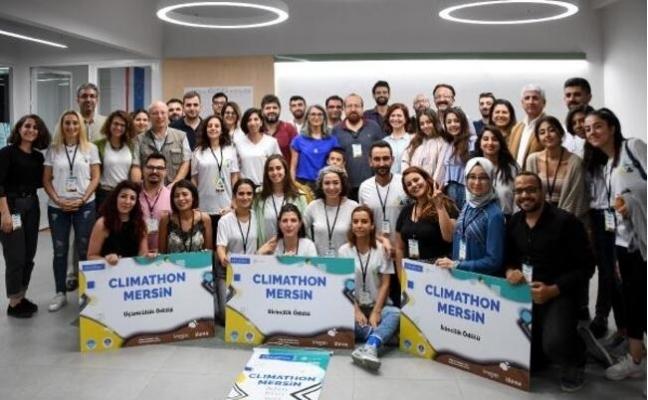 Mersin`de İklim Krizine Çözüm İçin Projeler Üretildi