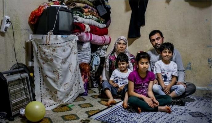 Mersin'de Yaşayan Suriyeli Sayısı Açıklandı