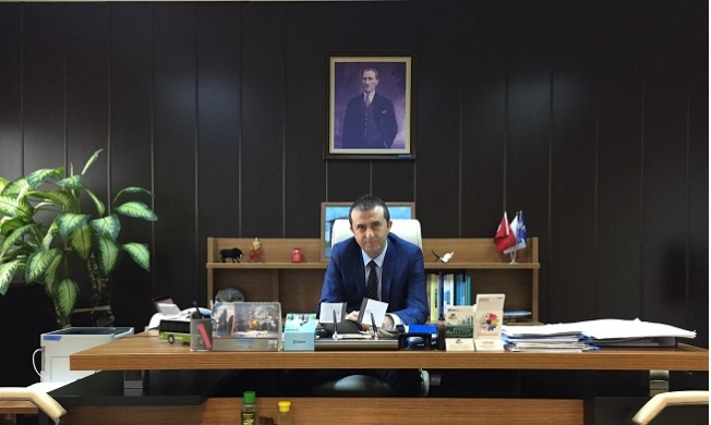 MESKİ'nin Yeni Genel Müdürü Alaeddin Alkaç Göreve Başladı.