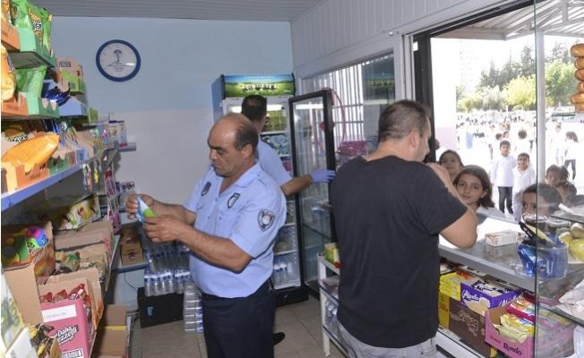 Yenişehir'de Okul Kantinleri Denetleniyor