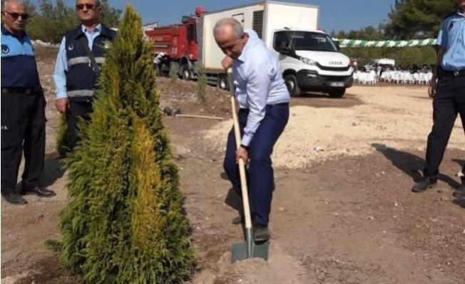 Akdeniz Belediyesi'nden Ağaçlandırma Seferberliğine Destek