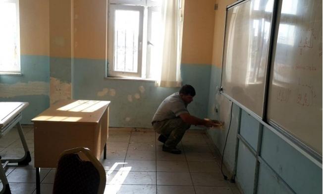 Akdeniz Belediyesinin Okullara Desteği Hız Kazandı