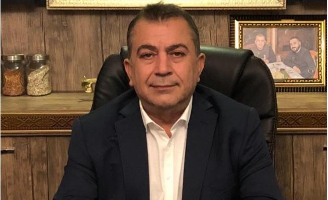 Aziz Can, AK Parti Mezitli İlçe Başkanlığına Aday Oldu