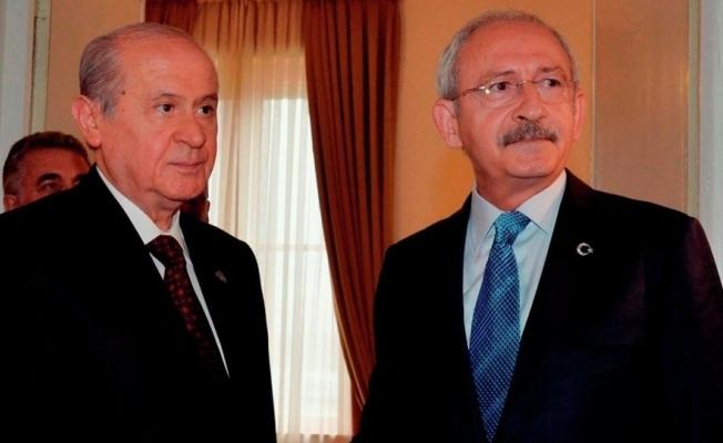 Bahçeli: 'Kılıçdaroğlu İle Üvey Kardeş Bile Değiliz'