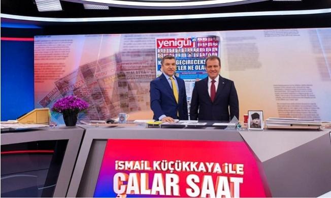 Başkan Seçer, FOX TV Canlı Yayınında Mersin'e Metro Sözü...