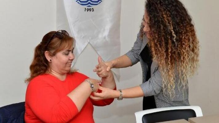 Belediye Personele Engelsiz Yaşam İçin İşaret Dili Eğitimi