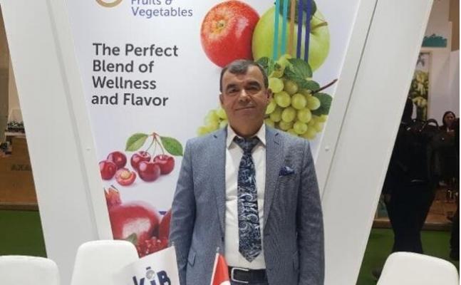 Ekim'de 224 Milyon Dolarlık Yaş Meyve ve Sebze İhracatı