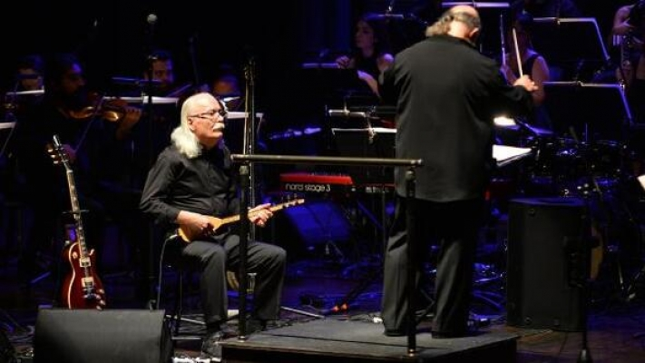 MDOB'dan Muhteşem Konser
