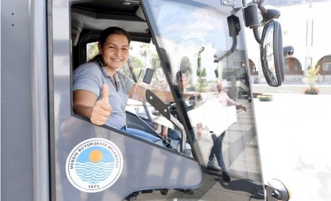 Mersin Büyükşehir Belediyesi 155 Kadın İşçi Alacak