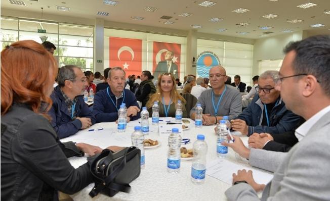 Mersin'de İlk kez Bisiklet Çalıştayı Düzenleniyor