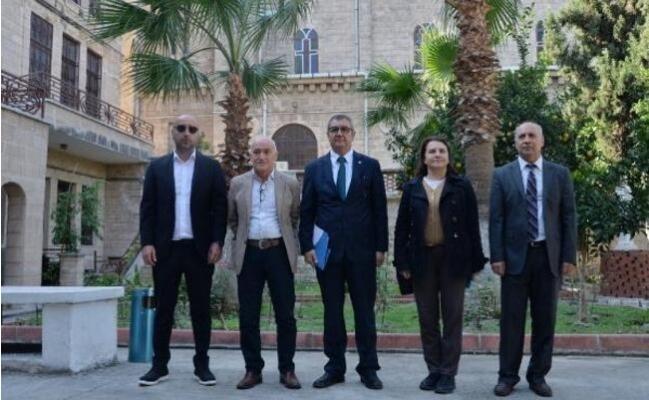 Mersin'de Ulusal Tarihi Kent Sempozyumu