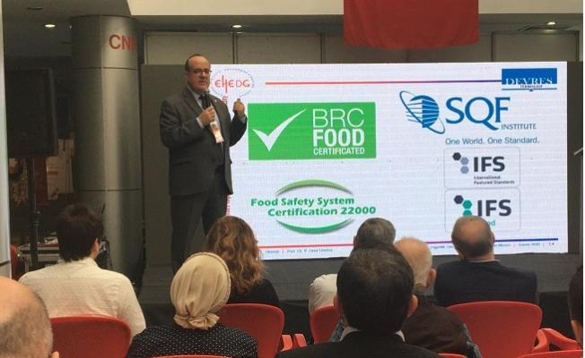 Mersin Gıda Fuarı Akdeniz'in Tüm Enerjisini Topladı