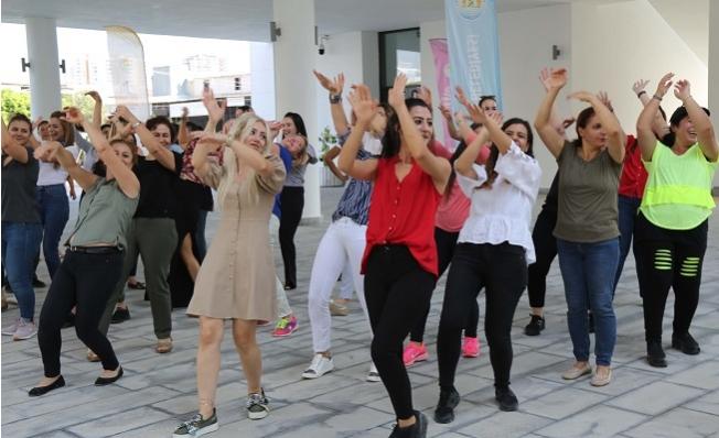 Mezitli Belediyesi'ne Hareketlilik Ödülü