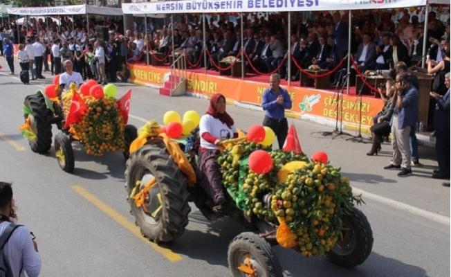 """""""Narenciye Festivali, Kenti Bir Araya Getirdi"""""""