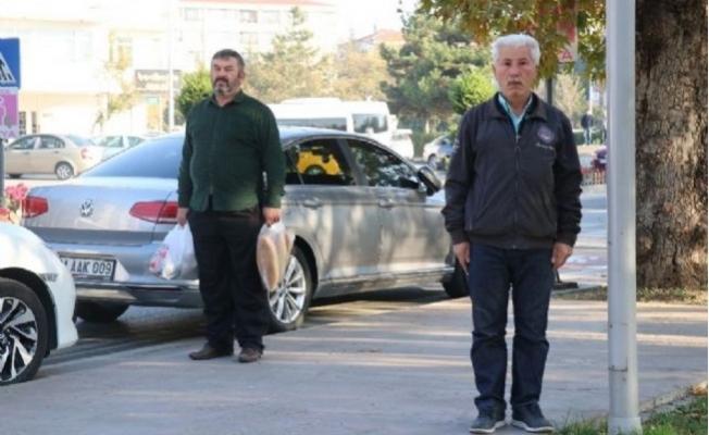 Saat 09.05'te Mersin'de ve Tüm Türkiye'de Hayat Durdu