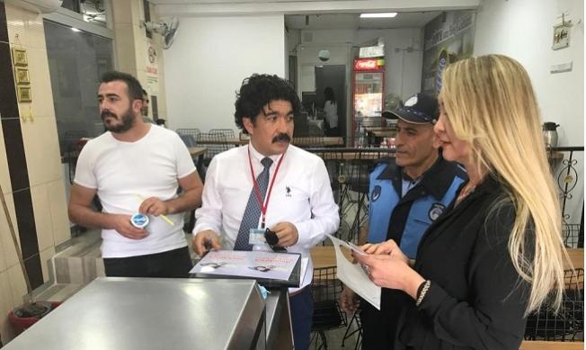 Tarsus Belediyesi, Aşırı Tuz tüketmemeleri Konusunda Vatandaşları Bilgilendiriyor