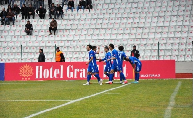 Tarsus İdman Yurdu 2- 1 İnegölspor