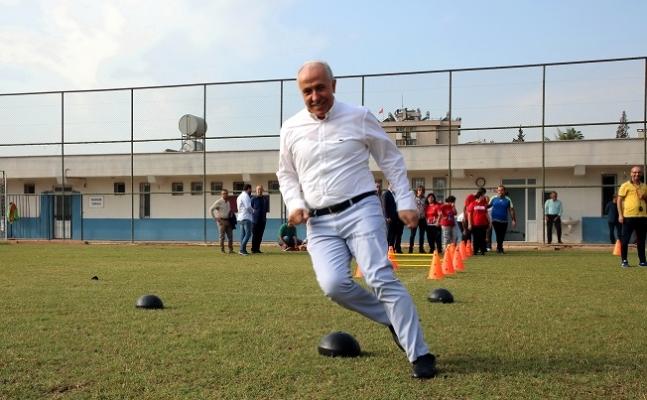 Akdeniz Sporun Merkezi Olacak
