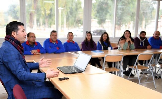 Gençlik Kampı Personeline Takım Çalışması ve İnovasyon Eğitimi Verildi