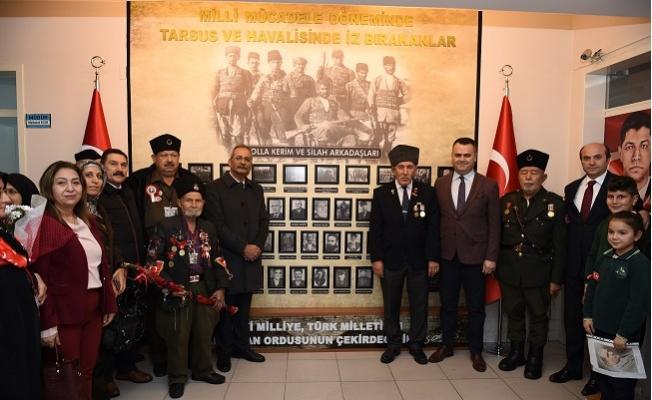 Kuvayi Milliye Köşesi Törenle Açıldı.