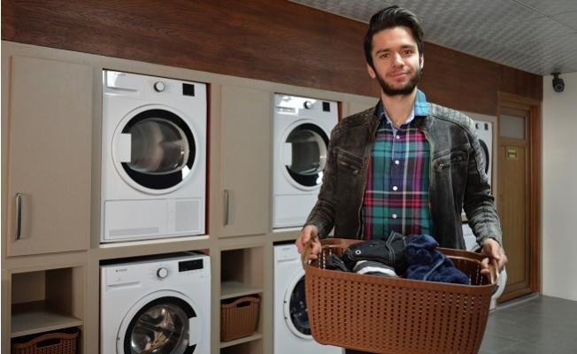 Mersin Büyükşehir Belediyesi'nden Çamaşır Kafe Hizmeti