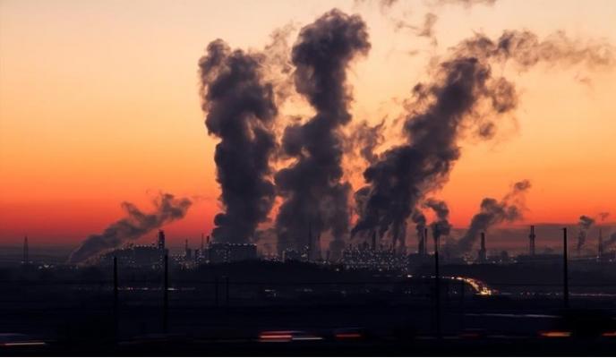 Mersin Hava Kirliliğinde İlk Sıralarda Yer Alıyor...