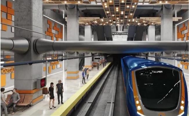 Mersin Metro Projesinin Detayları Ortaya Çıktı