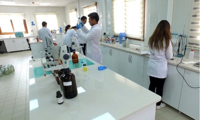 MESKİ Su Arıtma Laboratuarı Tam Not Aldı