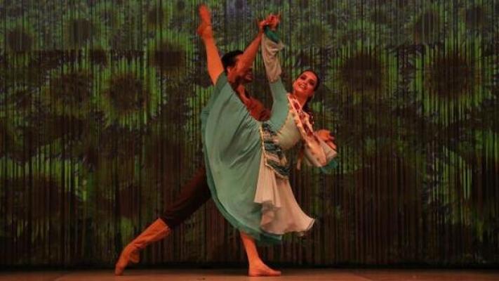 'Arda Boyları' Balesi Seyirci İle Buluştu