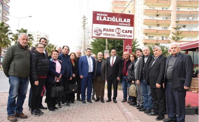 Başkan Yılmaz'dan Elazığlılar Derneğine Ziyaret