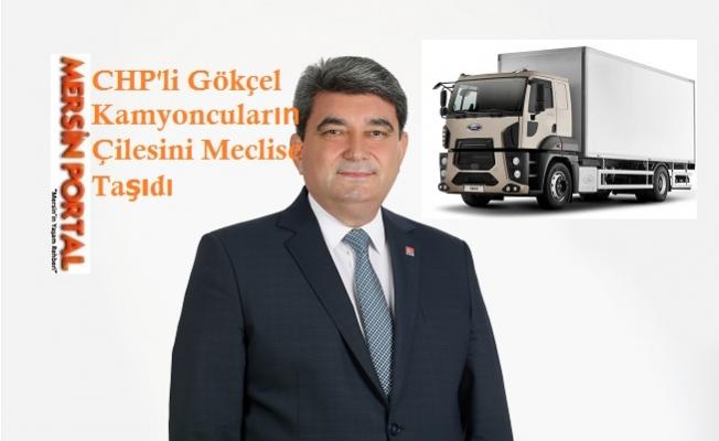 CHP'li Gökçel Kamyoncuların Çilesini Meclise Taşıdı