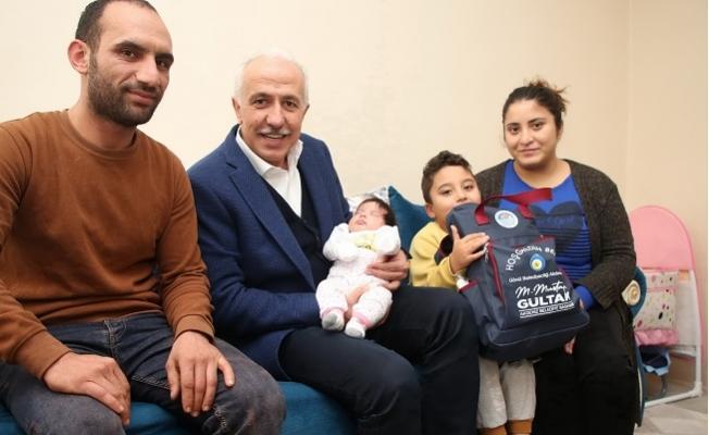 Hoş Geldin Bebek Projesi Aileleri Mutlu Ediyor