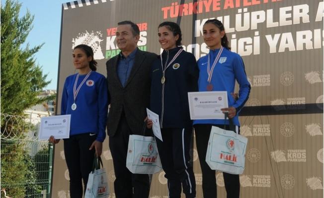 Kros Ligi Startı Yenişehir'de Verdi.
