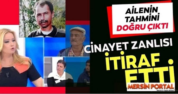 Mersin'de Müge Anlının Araştırdığı Cinayetti...Katili Yakalandı