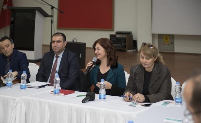 Mersin'deki Kadın Kooperatiflerinin Sorunları Ele Alındı