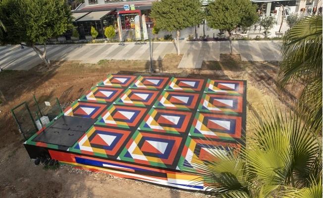 Mersin'in Çehresi Sanatla Değişiyor