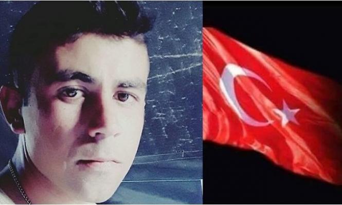 Mersin'li Astsubay Sinan Köse Suriye'de Şehit Düştü