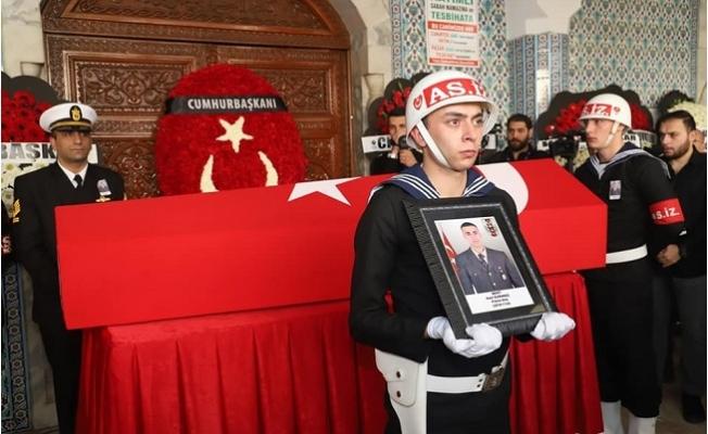 Şehit Uzman Onbaşı Mersin'de Son Yolculuğuna Uğurlandı