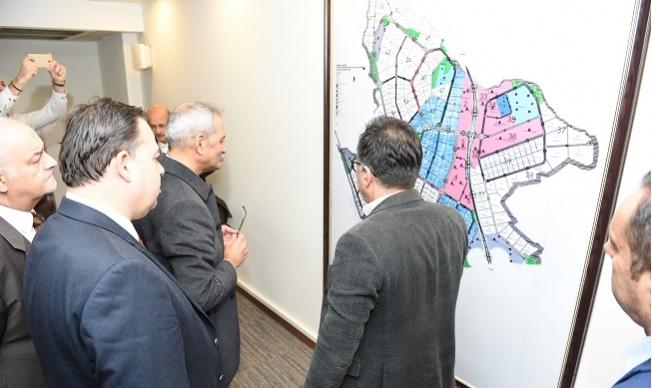 Tarsus Belediyesi Yeni OSB'den 13 Adet Sanayi Parseli Satın Aldı