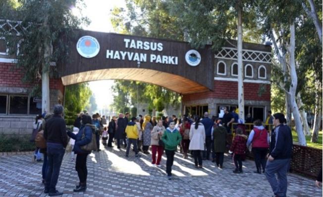 Tarsus Hayvan Parkı, Tatil Boyunca Öğrencilere Ücretsiz
