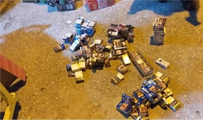 Tarsus'ta Büfeyi Soymaya Çalışan 2 Kişi Suç Üstü Yakalandı