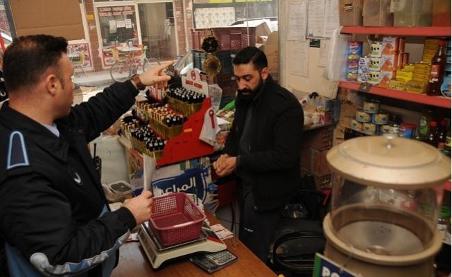 Yenişehir'de İş Yerleri Denetleniyor