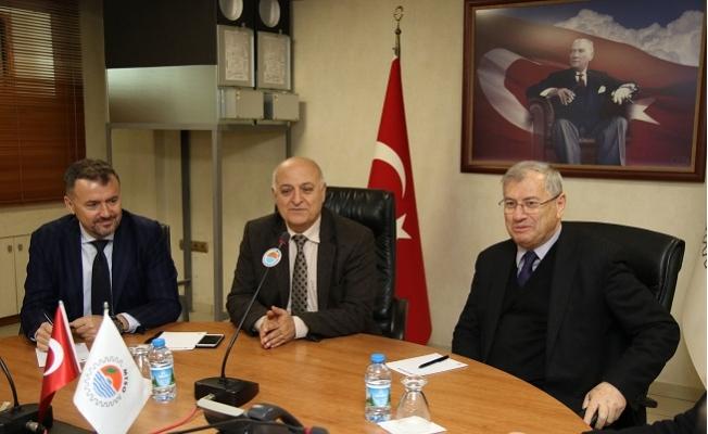 Adana ve Mersin'den  'Yerel Sera A.Ş' önerisi