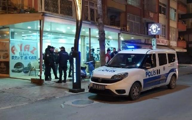 Tarsus'da Berber Dükkanına Silahlı Saldırı: 1 Ölü