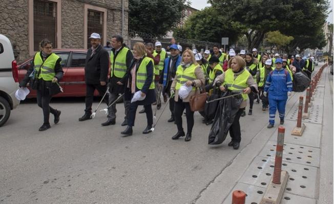 Büyükşehir'den Temiz Bir Çevre İçin Farkındalık Yürüyüşü